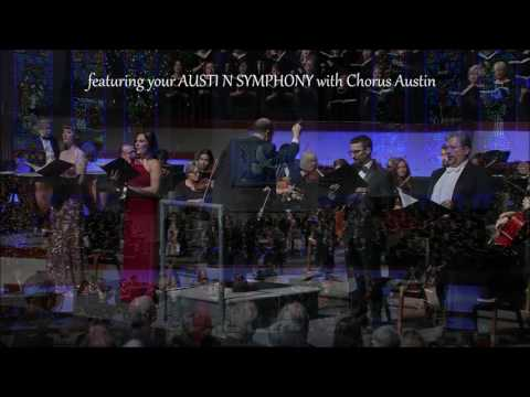 2016 Austin Symphony's Handel's Messiah Ad