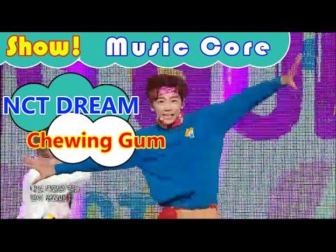 [HOT] NCT DREAM - Chewing Gum, 엔씨티 드림 - 츄잉 껌 Show Music core 20160903