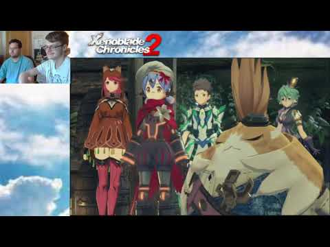 100%ing Xenoblade Chronicles 2 part 21