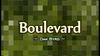 Boulevard - Dan Byrd (KARAOKE)