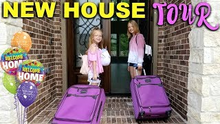 We Are Moving!!! NEW HOUSE TOUR!!!
