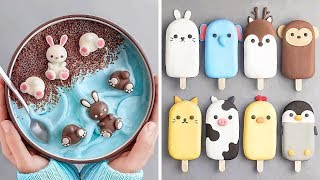 How To Decorate Animals Cookies Ideas | 10 Easy Cookies Decorating Ideas | So Yummy Cookies