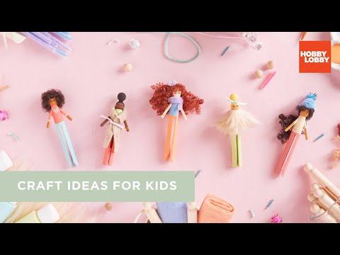 Craft Ideas For Kids | Hobby Lobby®