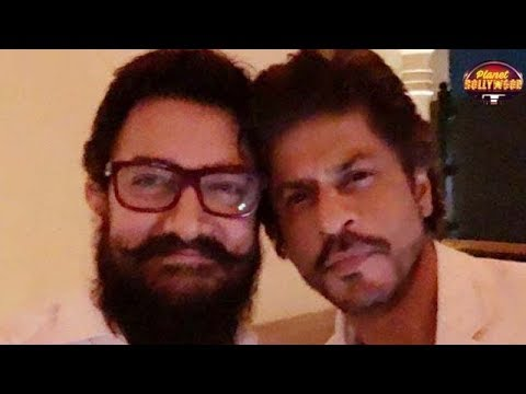 Aamir Diagnosed With Swine Flu, SRK Attends Social Initiative Event On His Behalf | Bollywood News