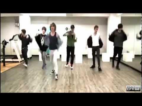 Teen Top - To You (dance practice) DVhd