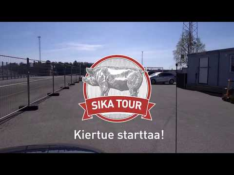 Sika Tour – On the road