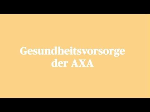Einfach erklärt: Gesundheitsvorsorge der AXA