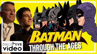 Gotham Cast on the Evolution of Batman Through the Ages