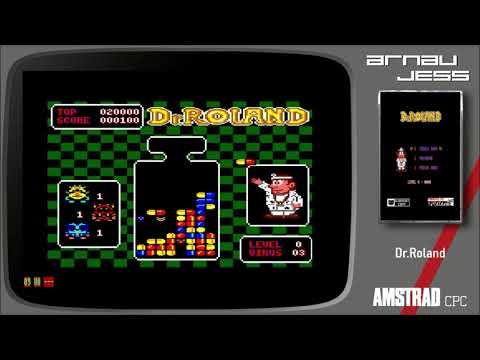 Dr.Roland -Amstrad CPC-