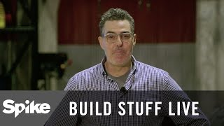 Build With Adam Carolla & Jimmy Kimmel - Build Stuff Live