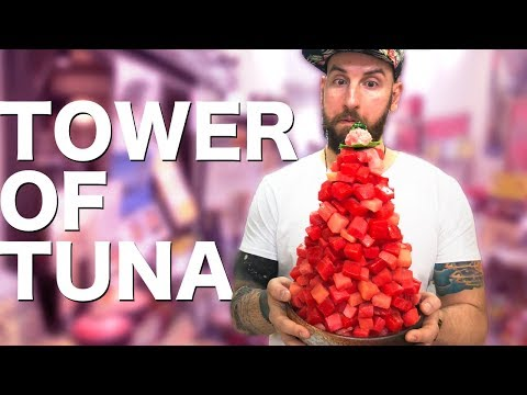The Tower of Tuna Challenge!