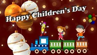 Happy children's day 2018/ children's day wishes, greetings/ childrens day special whatsapp status