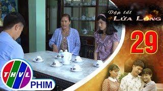 THVL | Dập tắt lửa lòng - Tập 29[4]: Bà Út dọa làm lớn chuyện nếu Thành không cưới Bích