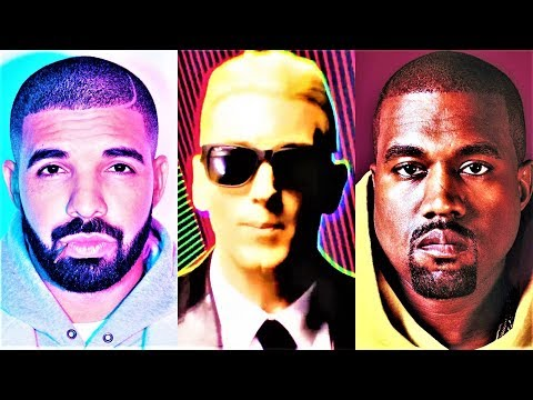 Most Popular Rap Songs Of The Last 10 Years [2008 - 2018]