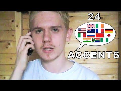 Angielski w 24 akcentach