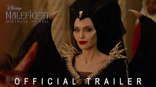 Disney's Maleficent Mistress of Evil [Official Trailer] - In Theaters October 18!