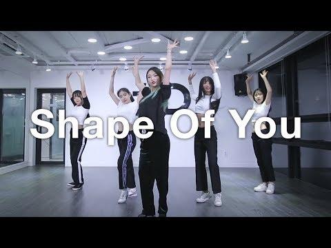 Ed Sheeran (cover by J.Fla) - Shape Of You / Yejin Yoo (#DPOP WAACKING CLASS)