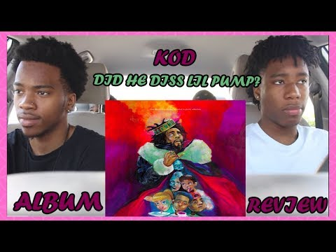 J. COLE - KOD (ALBUM REVIEW) | HE DISSED LIL PUMP???