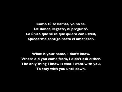 Nicky Jam - El Perdón Lyrics | MetroLyrics