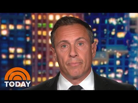 CNN's Chris Cuomo Apologizes For Advising Brother Gov. Andrew Cuomo