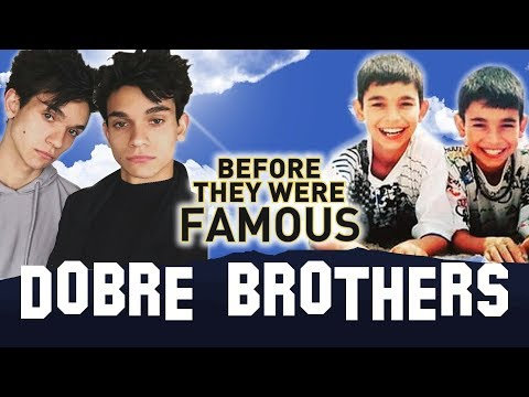 DOBRE BROTHERS   Before They Were Famous   Lucas and Marcus Dobre Twins