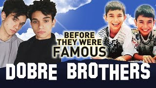 DOBRE BROTHERS | Before They Were Famous | Lucas and Marcus Dobre Twins