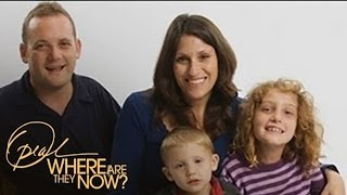 Jani's Ongoing Battle with Schizophrenia   Where Are They Now   Oprah Winfrey Network