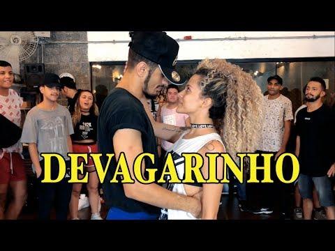 Devagarinho - Luisa Sonza ( COREOGRAFIA ) Cleiton Oliveira / IG: @CLEITONRIOSWAG