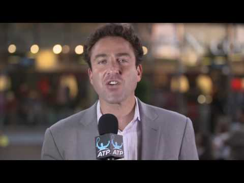 Justin Gimelstob Previews Top Half US Open 2016 QFs