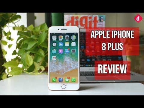 Apple iPhone 8 Plus Review  Digitin