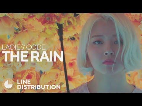 LADIES' CODE - The Rain (Line Distribution)