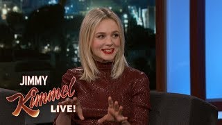 Carey Mulligan Finally Passed Driving Test After Failing FIVE Times