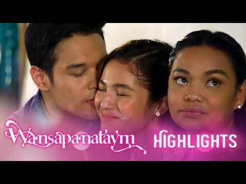 Wansapanataym: Upeng blocks Boyet's kiss for Pia