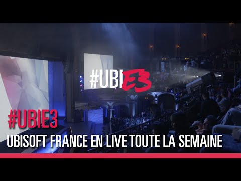 #UbiE3 2016 - Ubisoft France en live toute la semaine ! - YouTube