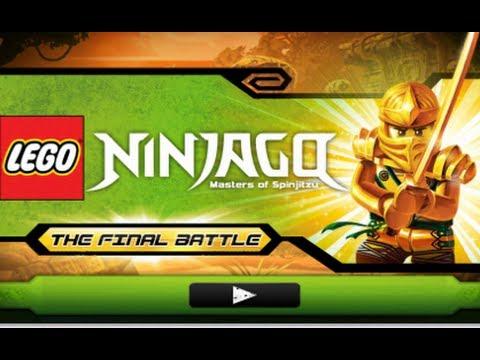 Lego Ninjago game, level desert gameplay free online 3D ...