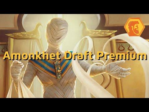 MTGA Amonkhet Draft - Boros Múmias