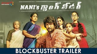 Nani's Gang Leader Blockbuster Trailer- Karthikeya..
