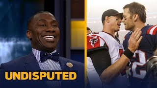 Tom Brady's Patriots def. Matt Ryan's Falcons during Super Bowl LI rematch | UNDISPUTED