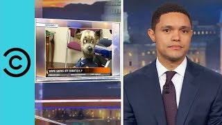 American Police Are Fighting Crime With Robot Dogs | The Daily Show