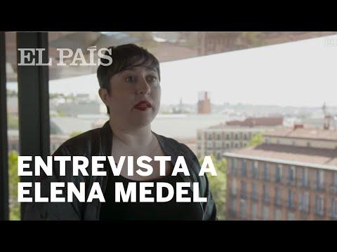 Entrevista a Elena Medel
