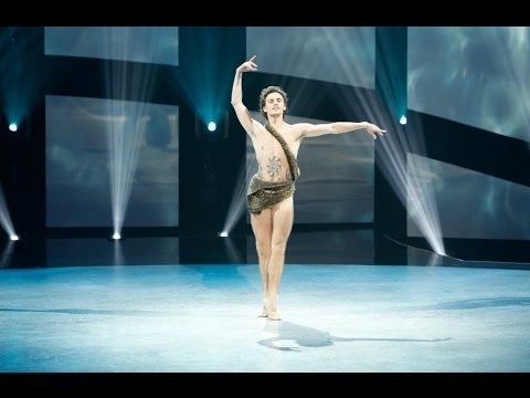 Sergei Polunin Performs on SYTYCD