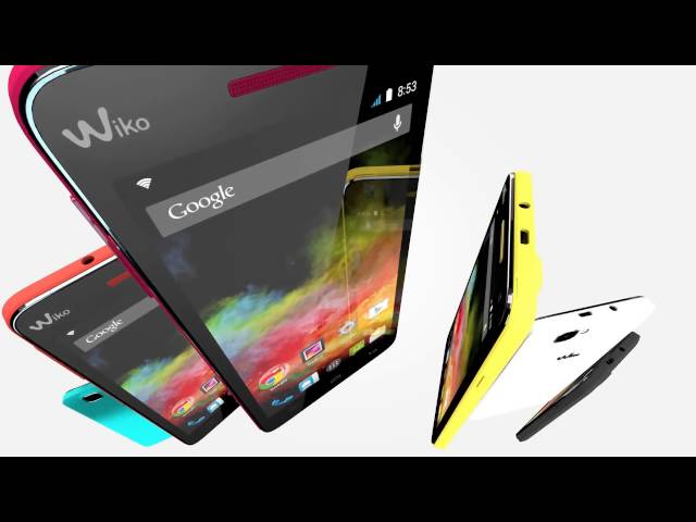 Belsimpel-productvideo voor de Wiko Rainbow 4G