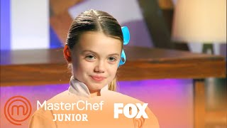 Avery Has A Perfect Steak | Season 6 Ep. 15 | MASTERCHEF JUNIOR
