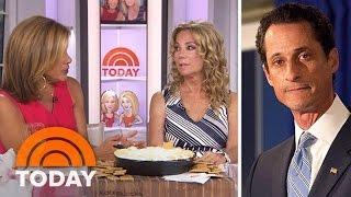 KLG, Hoda On Anthony Weiner: 'Tremendous Act Of Selfishness' | TODAY