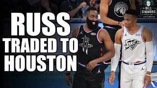 Westbrook Traded for CP3, Cousin Sal on NBA Futures and Kumail Nanjiani | The Bill Simmons Podcast