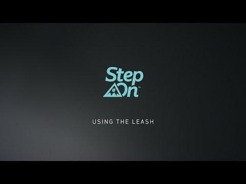 Burton Step On? Tutorial - Using A Leash