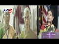 DK Aruna Speech at National Women's Parliament-2017 at Ama..