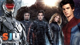 Worst Movie Reboots! - SJU