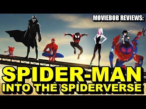 MovieBob Reviews: Spider-Man: Into The Spider-Verse