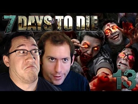 THE BREAK-UP   7 Days To Die #13 - Smashpipe Games